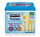 Kirkland Signature ProCare Non-GMO Infant Formula at Costco