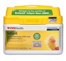 Store Brand Infant Formula at CVS Pharmacy